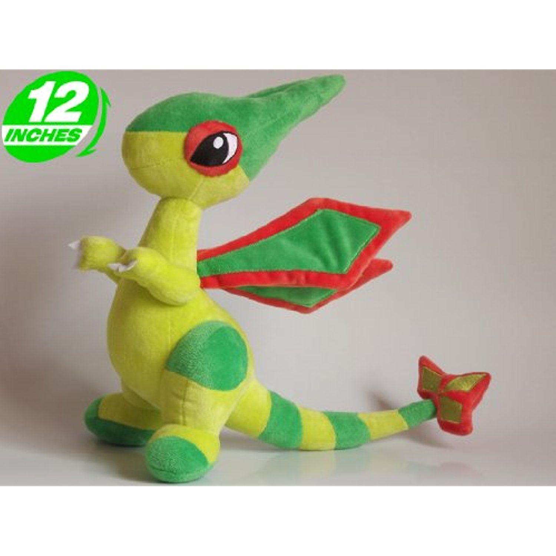 Anime pokemon flygon plush doll 12 inches want