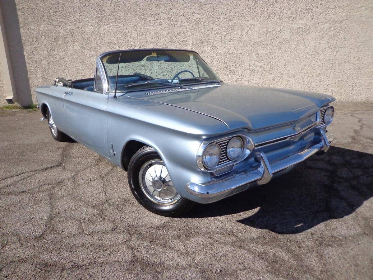 1964 Chevrolet Corvair Convertible Image 1 Of 16 Chevrolet Corvair Chevrolet Chevy Corvair