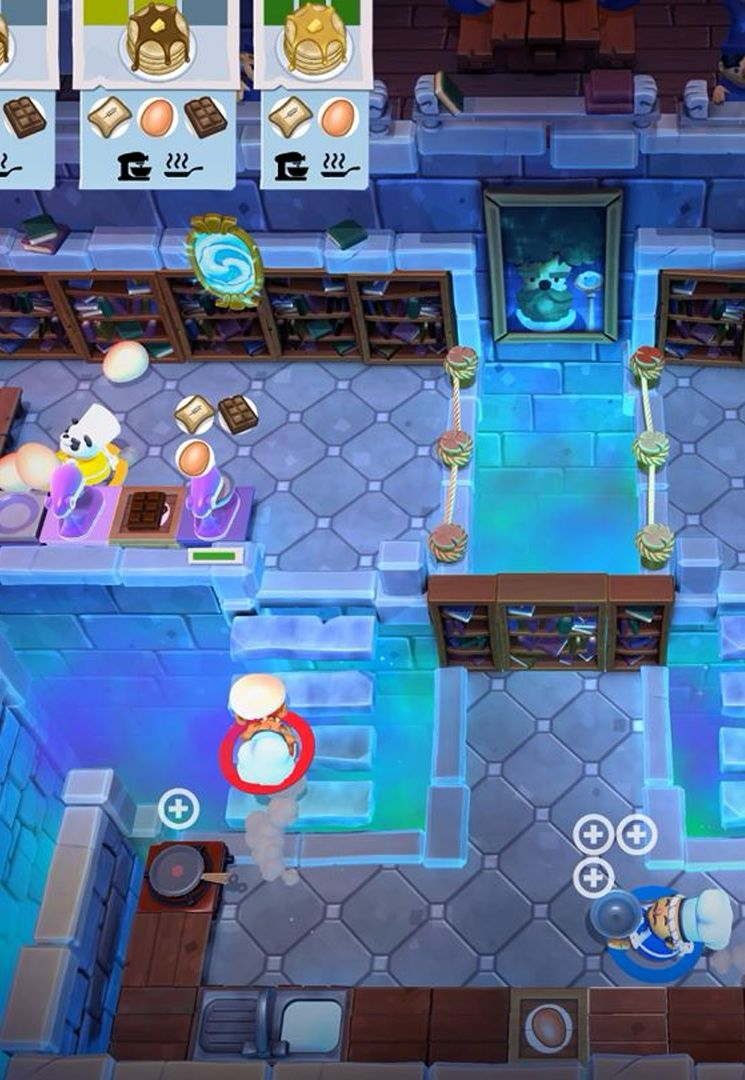 Overcooked! 2 video game launches on Microsoft's Xbox One