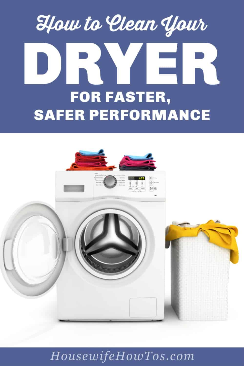 Keep Your Dryer Safe And Working Well In 2020 With Images