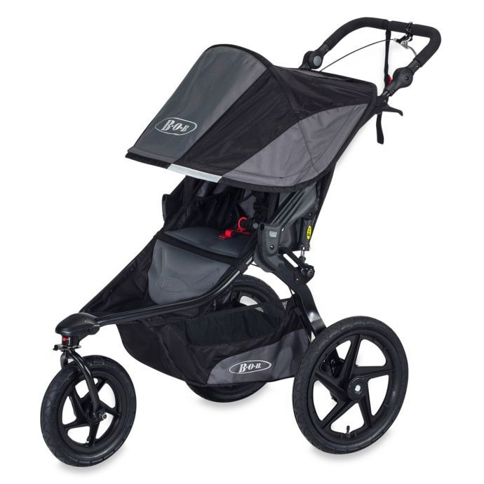 Bob Revolution Pro Single Stroller In Black 499 99 Regular