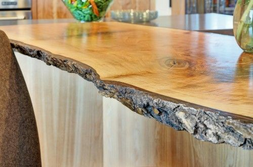 This Counter Top Is Amazing Wood Bar Top Kitchens Live Edge Wood Countertops
