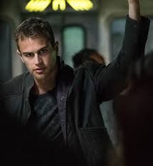 Theo James yes please