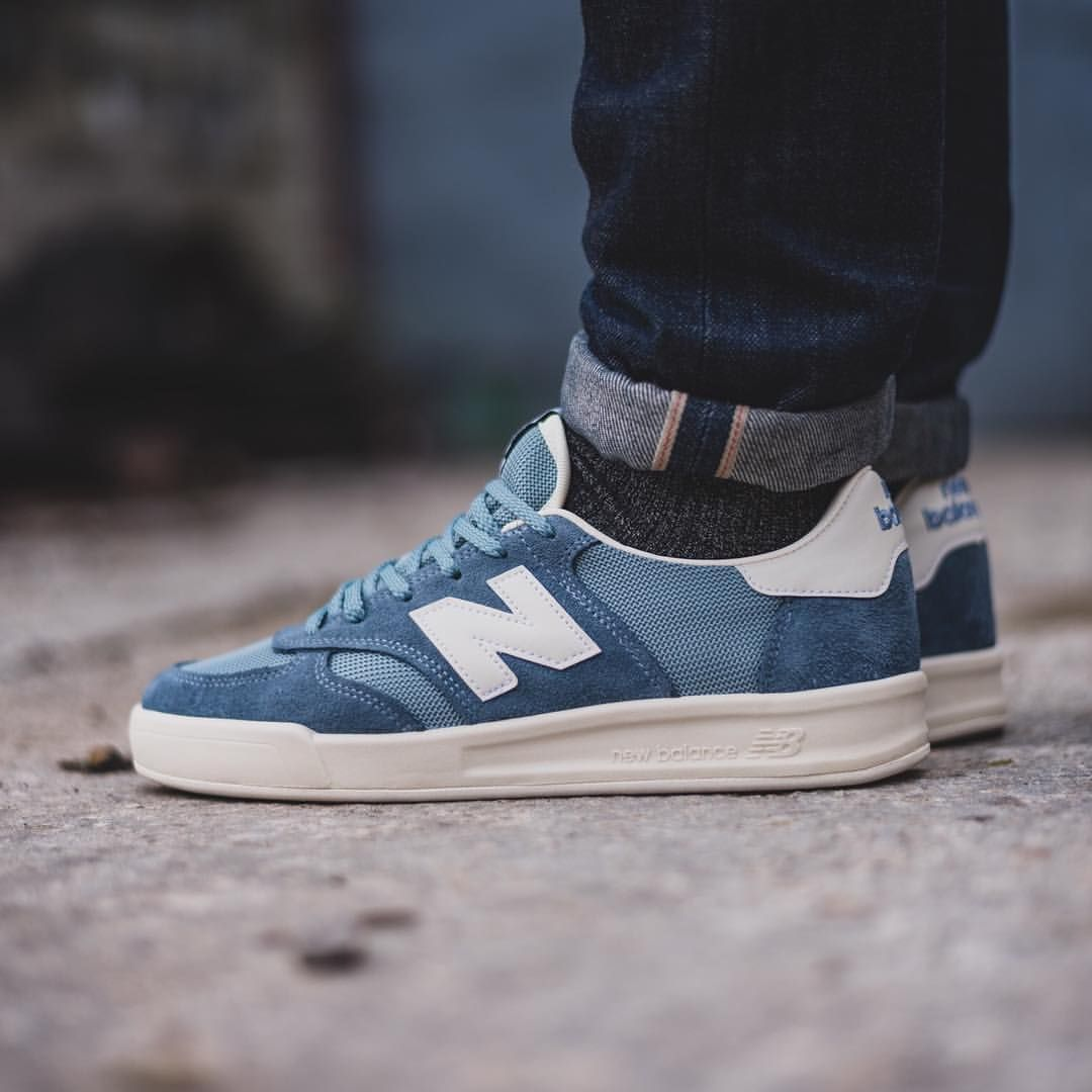 New Balance CT300SPB: Light Blue | All The Shoes I Would Own