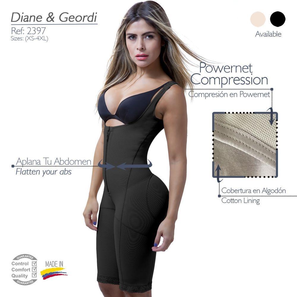 Faja Colombiana Post Cirugia Tummy Tuck Abdomen Control Bodysuit Net Dianeandgeordi Bodysuits