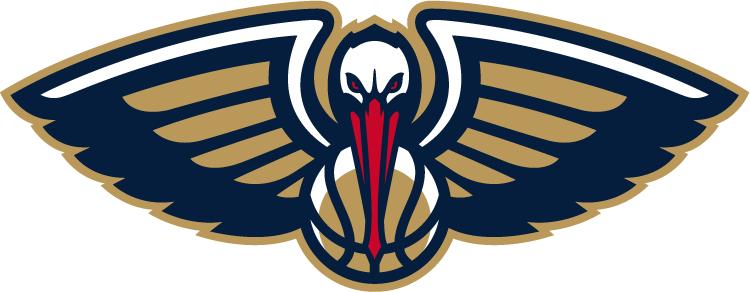 New Orleans Pelicans Partial Logo New Orleans Pelicans Wincraft Pelican