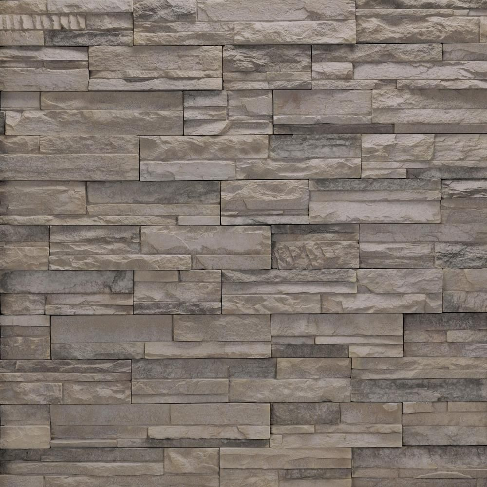 Stacked Stone Home Exterior: Veneerstone Imperial Stack Stone Pizara Corners 10 Lin. Ft