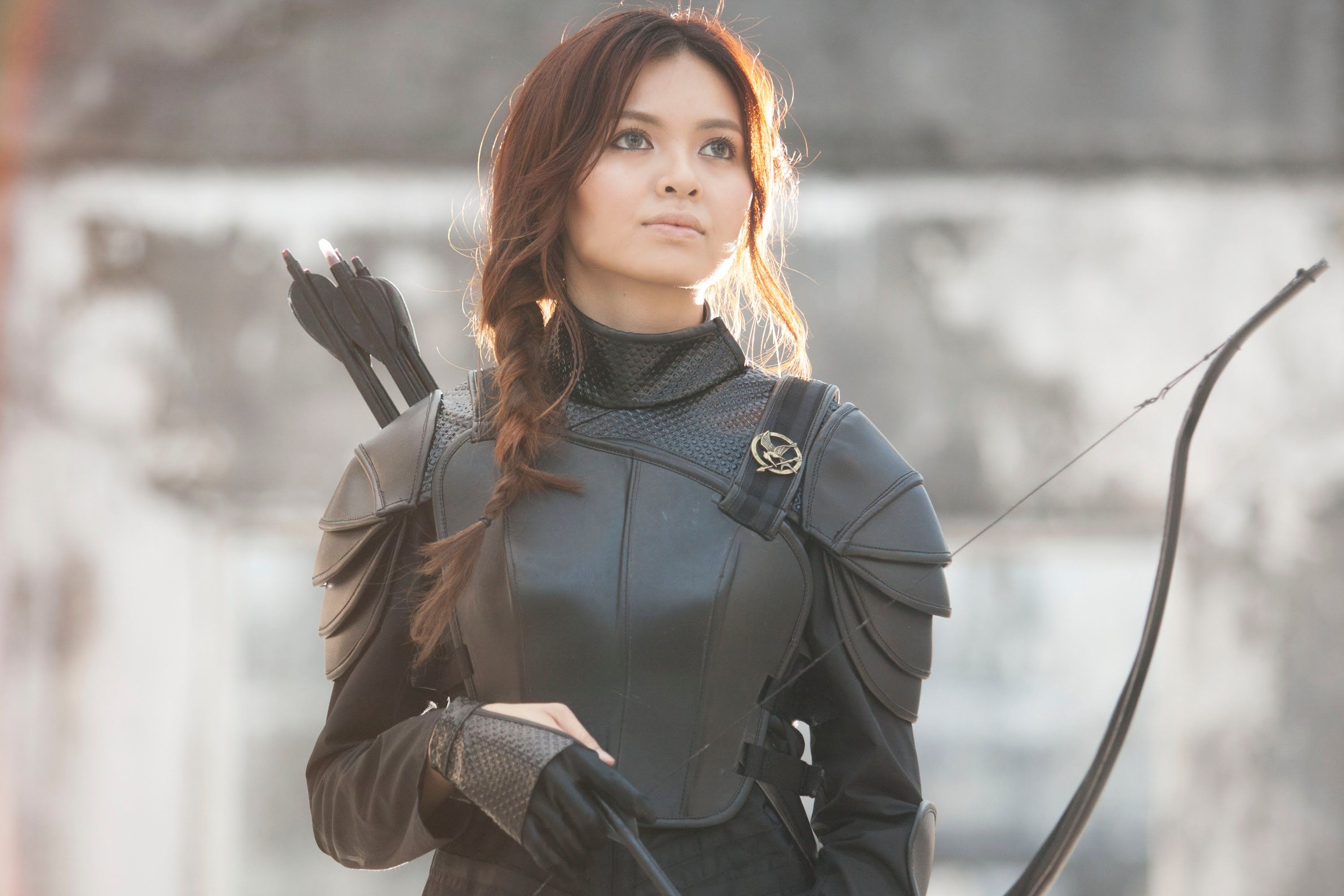 katniss everden is a girl ith Interview with katniss everdeen im going to ask mseverdeen 5 questions interview with katniss everdeen question 1 how did you feel when your sister,prim,was selected for tribute i was very sad and was just so worried that she could have died.