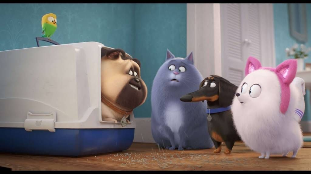 1st Trailer For The Secret Life Of Pets 2 Movie Secret Life Of