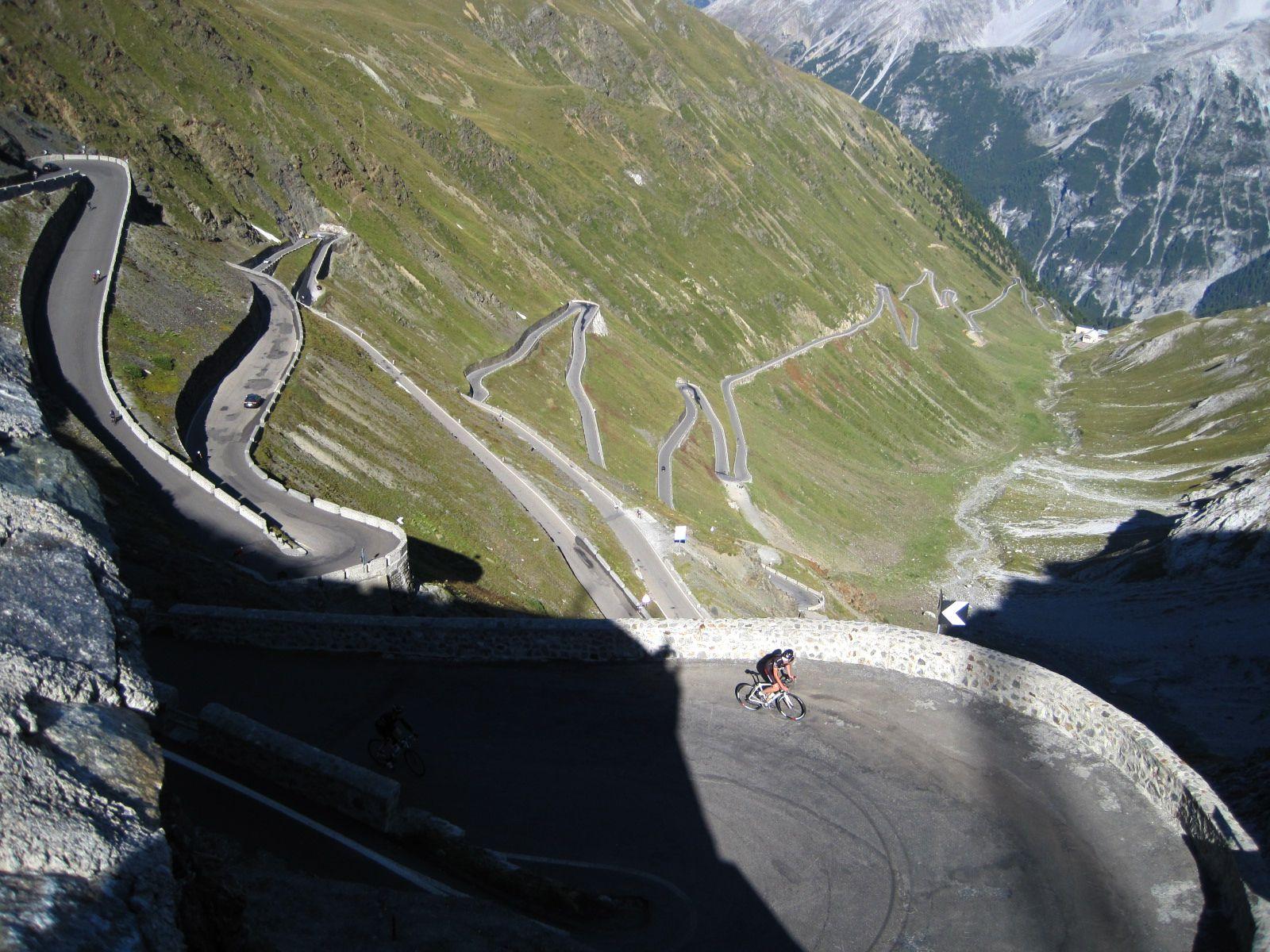 Passo Dello Stelvio For The Love Of Cycling Fietsen