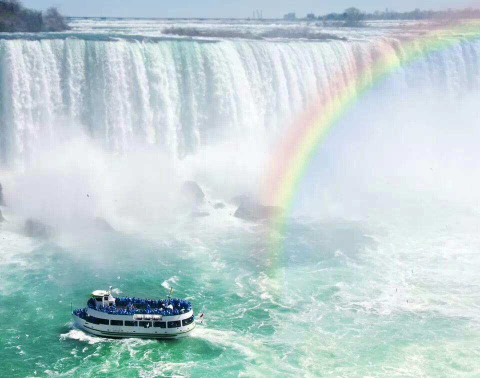 Cataratas del Niagara, Canada, USA