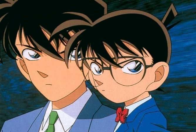 تحميل اغنية موسيقى من كونان 4 بصيغة Mp3 Detective Conan Ran Anime Conan