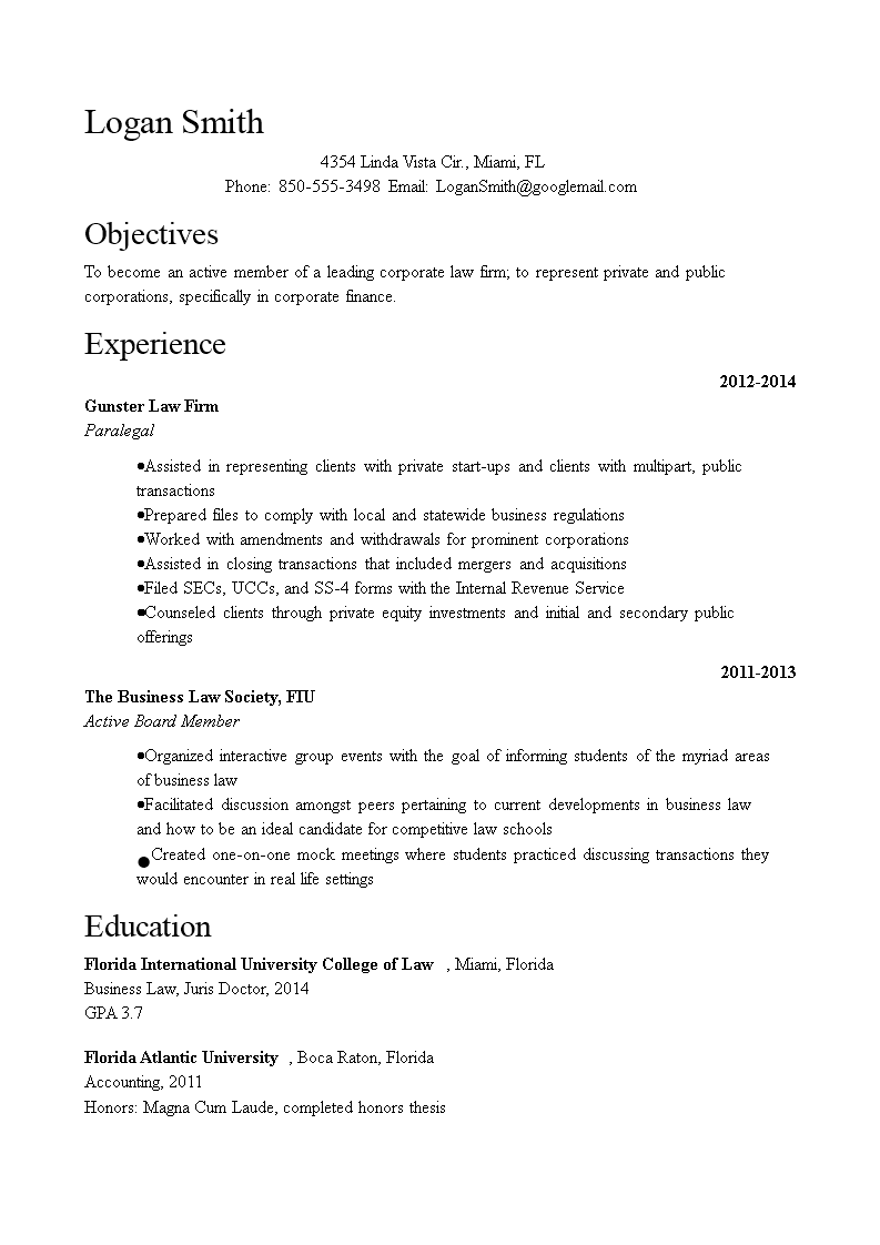 Corporate Attorney Resume Sample How To Create A Corporate Attorney Resume Sample Download This Corporate Attorney Resume Sam Templates Resume Corporate Law