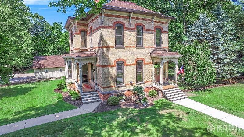 West Michigan Historic Properties White Lake Historic Homes For Sale Historic Properties