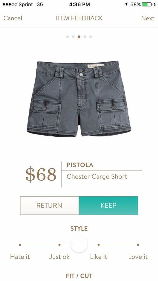 I like the practicality of these but I don't even spend $68 on pants let alone shorts.