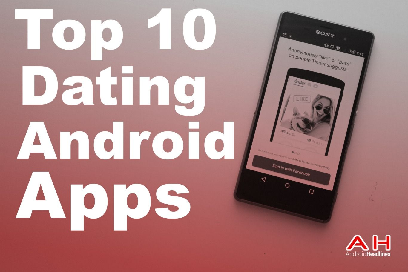 Top ten mobile dating apps