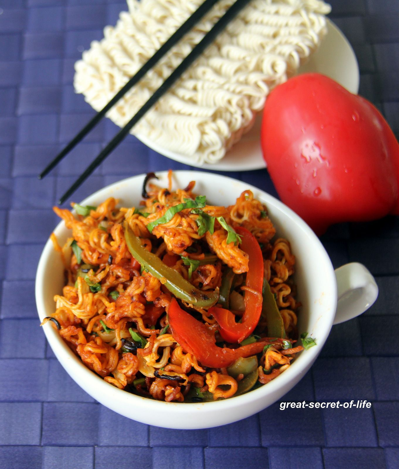 Chinese bhel fusion snack indo chinese snack indian street chinese recipes forumfinder Images