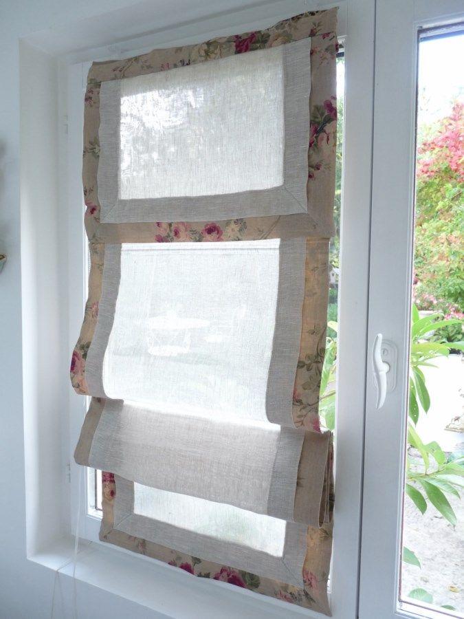 store bateau passe tringle cheap store de fentre store. Black Bedroom Furniture Sets. Home Design Ideas