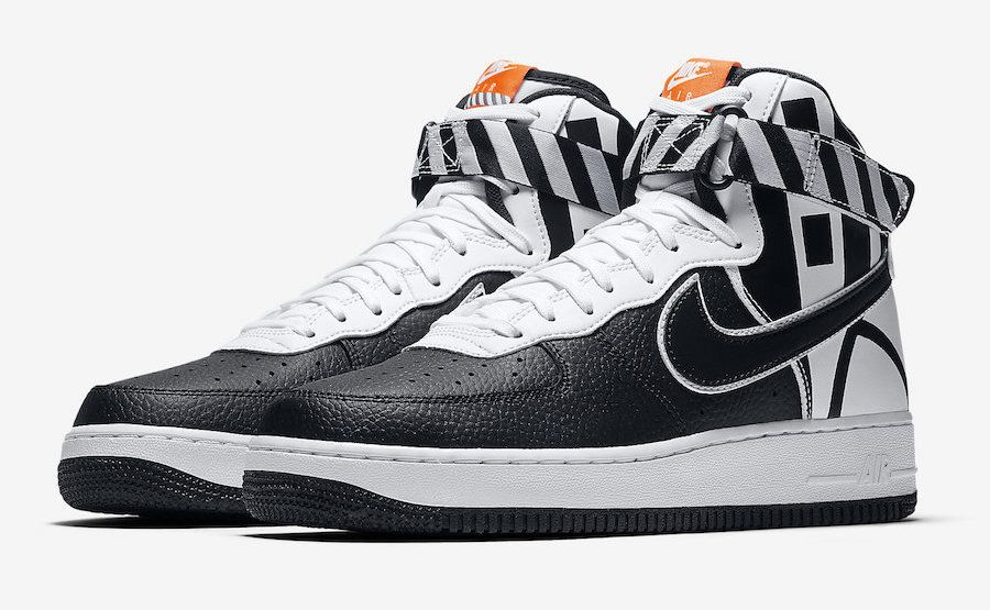 Nike Air Force 1 Force Logo Pack Releasing In January 2018