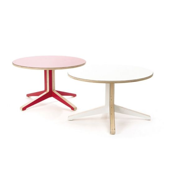 context furniture truss occasional table !