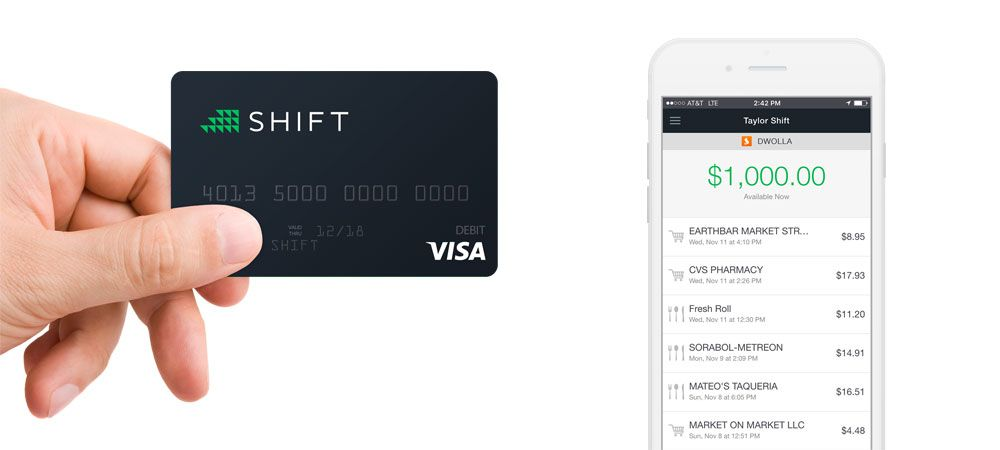 The first of its kind, the Shift Bitcoin Debit Card lets