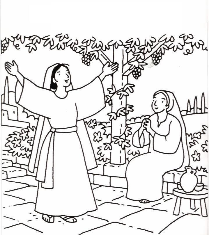 Pin szerzője: Viola Dóczi, közzétéve itt: Bibliai kézműves