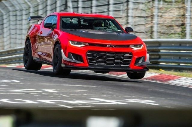 The 2018 Camaro Zl1 1le Has Lapped The Nürburgring S 12 9 Mile 20 8 Km Nordschleife North Loop In 7 16 0 Camaro Zl1 Chevrolet Camaro Zl1 Chevy Camaro Zl1
