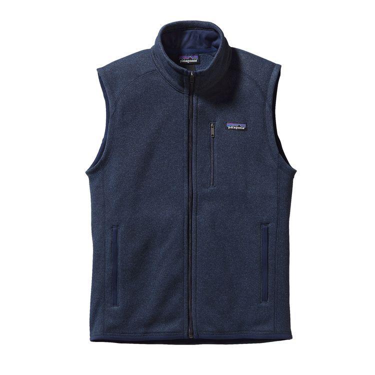 Men's Better Sweater® Fleece Vest | Fleece vest