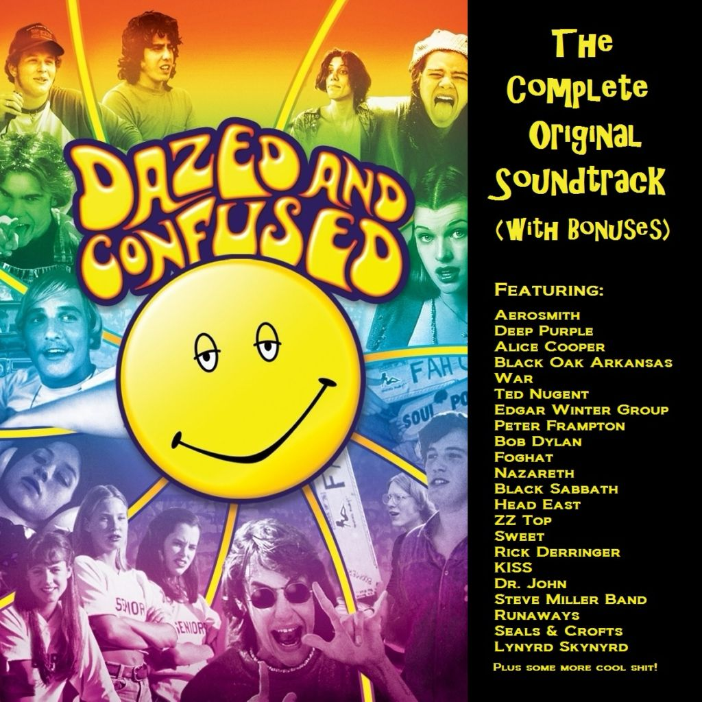 Dazed And Confused The Full Soundtrack With Bonuses Dazed And Confused Dazed And Confused Movie Free Movies Online