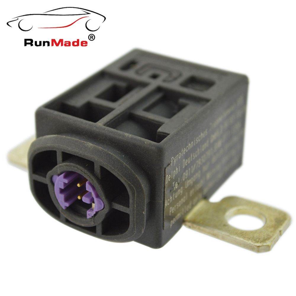 Battery Fuse Box For Audi A4 A5 Q5 A6 Q7 Overload Protection Trip Adapter Black 4f0915519 4f0