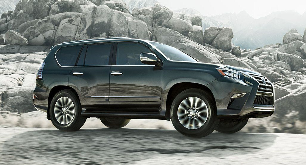Lexus Suv Gx 2020 New Review Di 2020