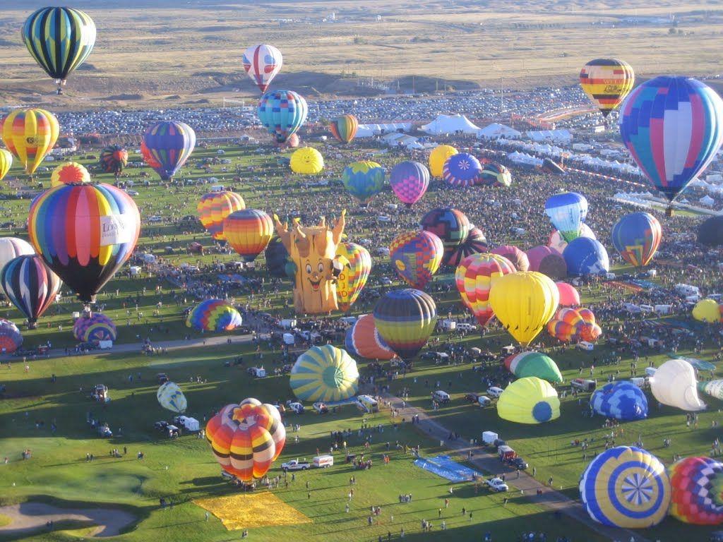 Balloon Festival Albuquerque, New Mexico Balloon