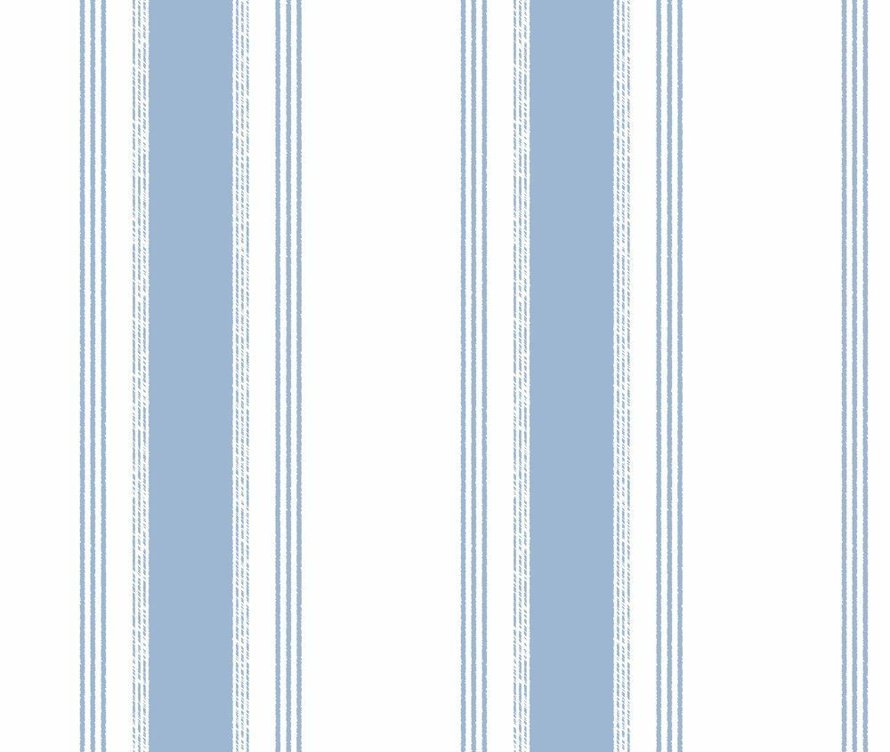 French Ticking in nu fabric - domesticate - Spoonflower