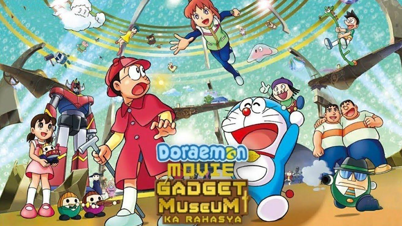 Pin on doraemon movie anime