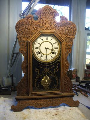 Antique Mantel Clocks For Sale Antique Clocksmith Sold Antique