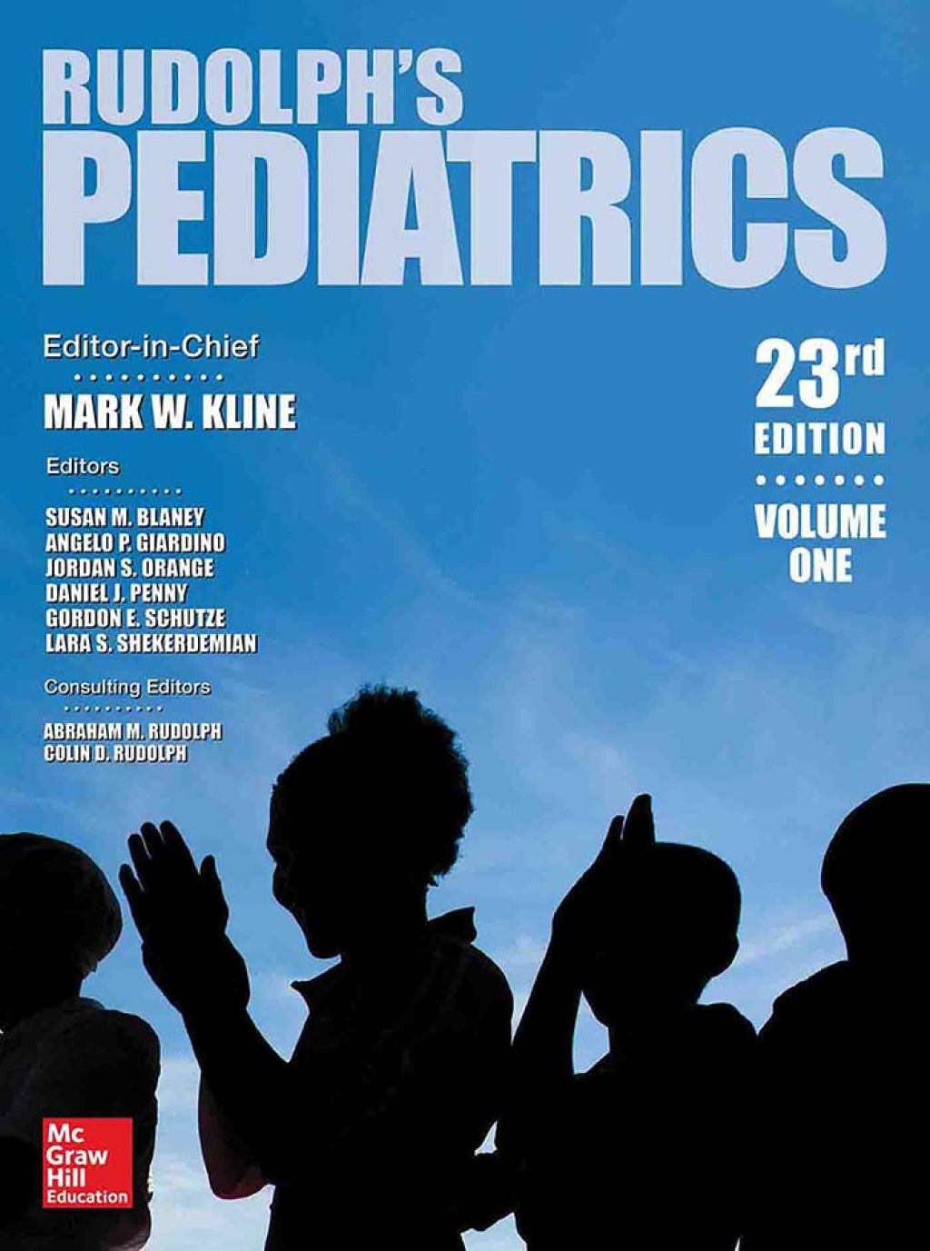 Rudolph's Pediatrics 23rd Edition (eBook) (With images