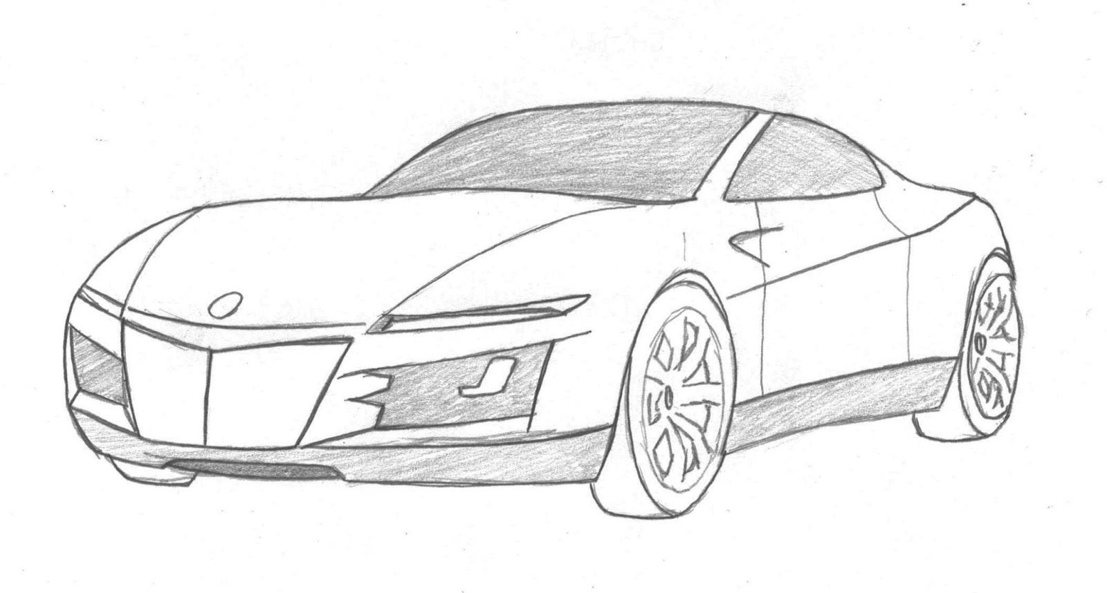 Pin by nike kyrie on cars cool car drawings easy drawings