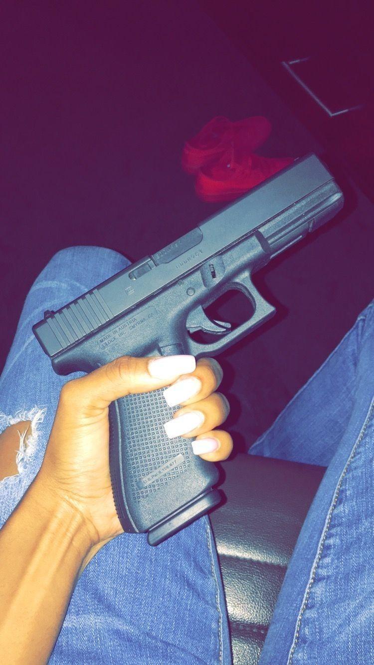 range at shooting hoods guns girls