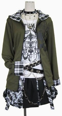 Photo of Visual Kei Punk look for the Anime Emo Punk Tech M… – #Anime #cosplay #Emo #Kei #Punk #Tech #Visual #emodresses