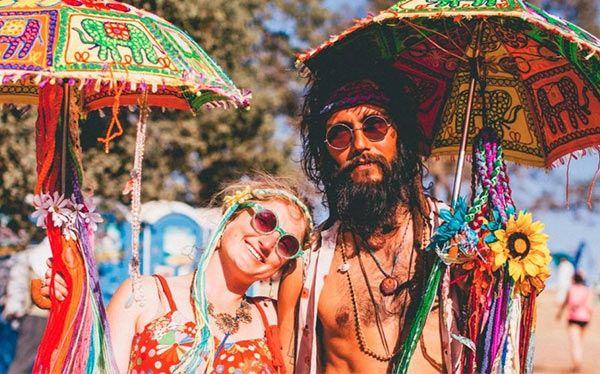 hippie kost m selber machen karneval hippie kost m. Black Bedroom Furniture Sets. Home Design Ideas