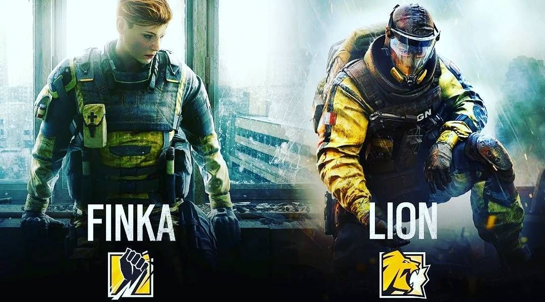 Who Is ready to play as Finka & Lion ? I know someone ready