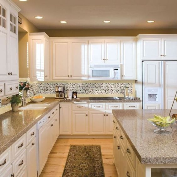 Laminate Kitchen Cabinets Refacing: Did You Know? With Granite Transformations You Can Choose