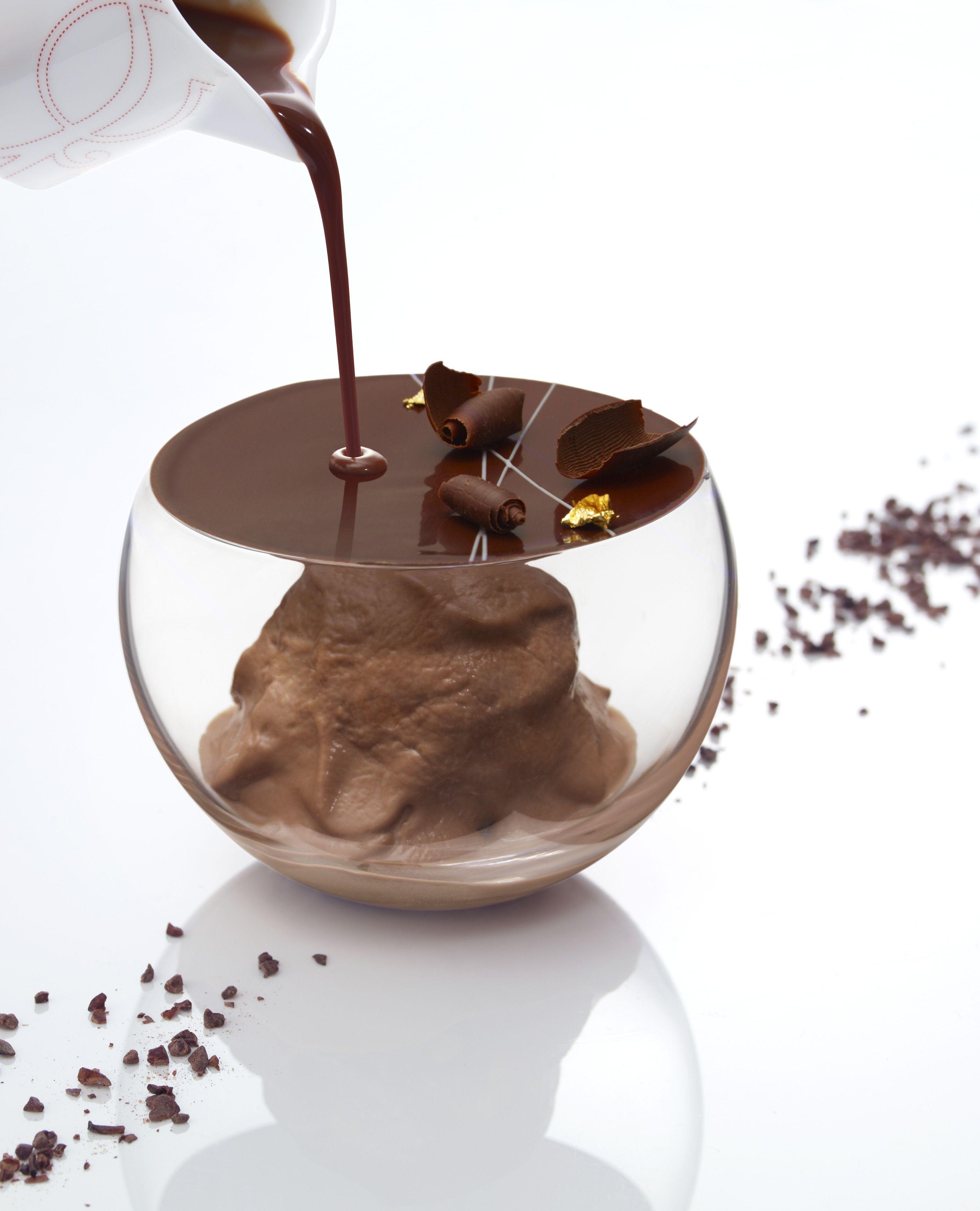 отзывам украшения из жидкого шоколада фото внутрь