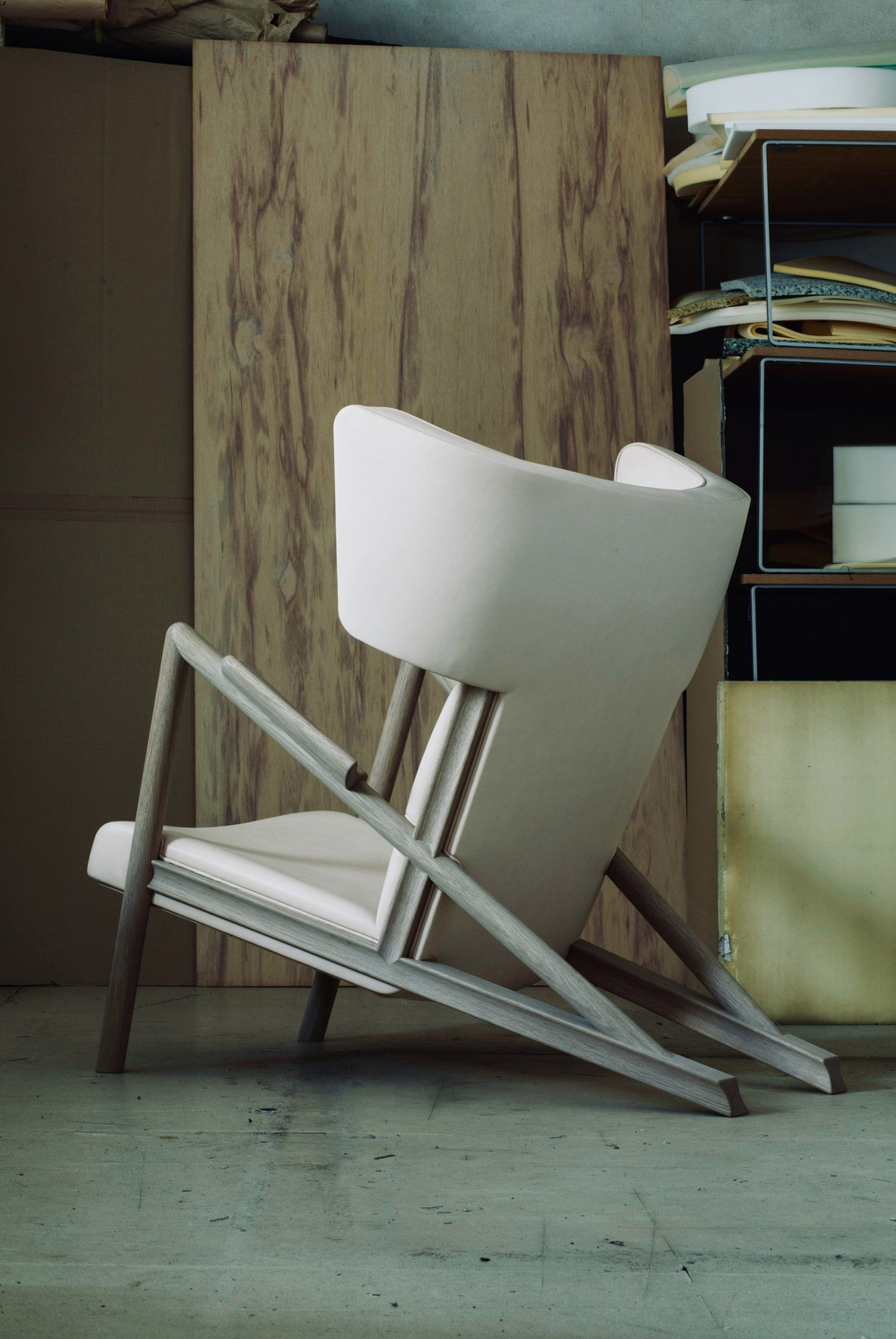 House of Finn Juhl reproduces the chair from