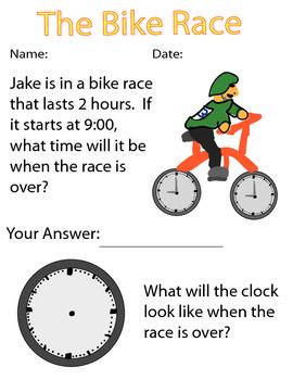 Telling Time Worksheets Telling Time Worksheets Time Worksheets Time Word Problems