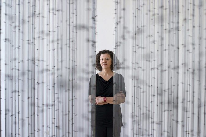 The Many Contradictions of Mona Hatoum - The New York Times
