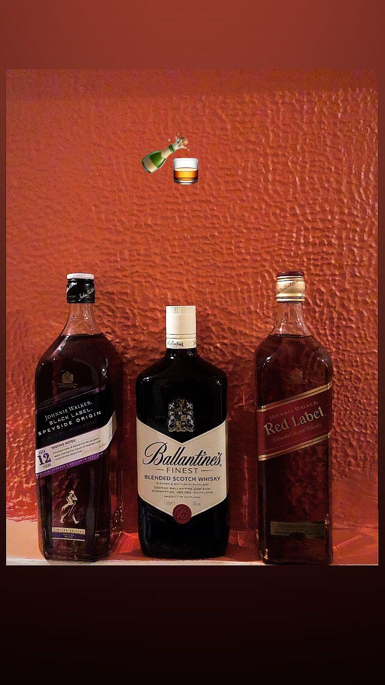 Instagram Story Ideas Liquor Ballantines Whisky Liquor Instagram Story Ideas