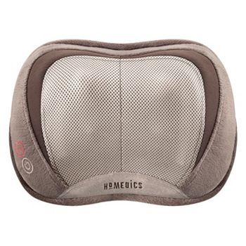 Homedics Shiatsu Elite 3d Shiatsu Vibration Massage Pillow With Heat Shiatsu Massage Shiatsu Massage Pillow Best Vibrators