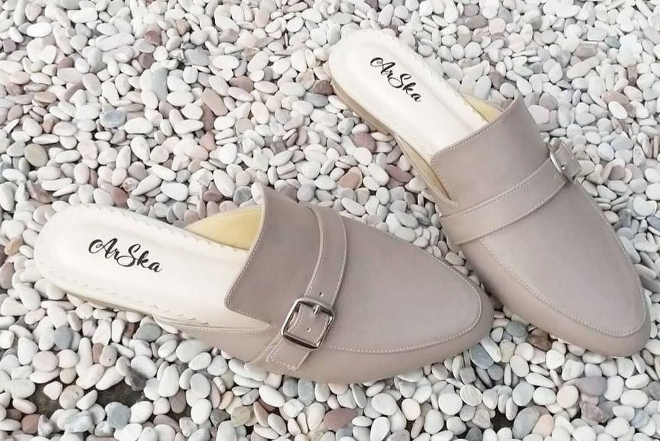 Barang Berkualitas Sepatu Wanita Yang Cocok Untuk Gamis Sepatu