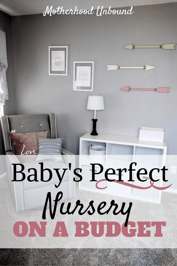 Diy Nursery Ideas On A Budget Baby